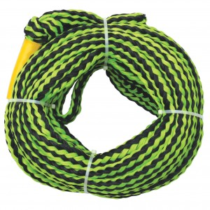 4 person tube rope green