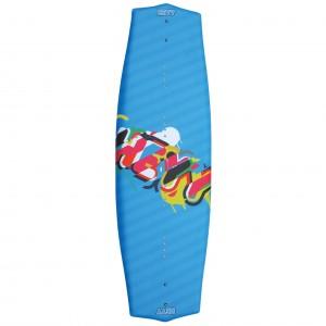HEYY Light Slider Wakeboard 124cm top